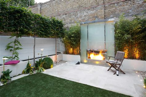 backyard architecture minimalist yet modern by garden designer kate gould