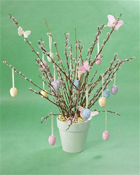 easter egg tree martha stewart easter egg trees the decorologist