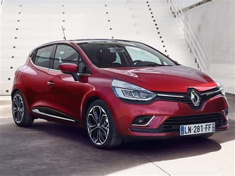 Renault Clio 2017 Recebe Facelift Para O Mercado Europeu