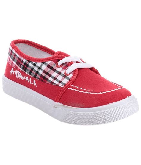 airwalk white canvas shoes for boys price in india