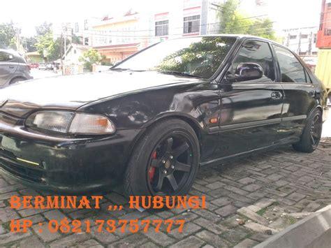 Kursi Roda Bekas Di Pekanbaru dijual cepat bu mobil civic genio sr 4 1993 mobilbekas