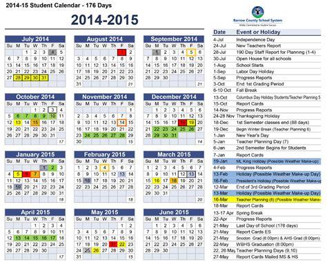 Barrow County School Calendar Avant Math At Snodon