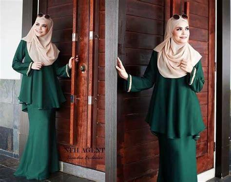Baju Kurung Moden Warna Hijau Zamrud warna baju emerald baju kurung moden issandra saeeda collections baju pengantin warna hijau