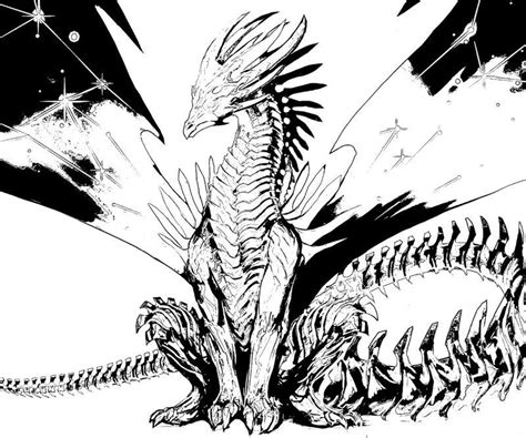 free coloring pages of detailed dragons