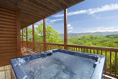 Rental With Tub pigeon forge cabins gatlinburg cabins