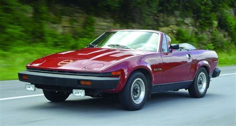 triumph boats good or bad one last look at triumph s tr7 was it as bad or as