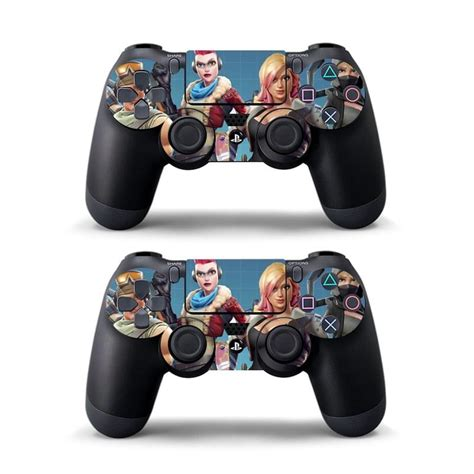 Ps4 Controller Stickers Fortnite by 2 Pcs Fortnite Sticker For Sony Playstation 4 Ps4 Game