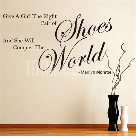 and shoes quotes marilyn shoe quotes quotesgram