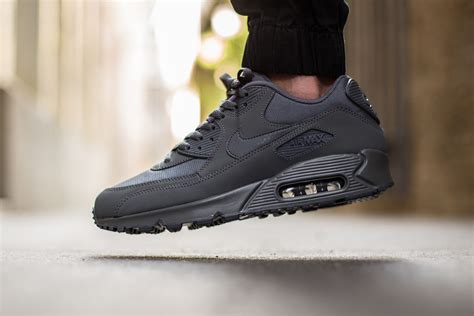Nike Air Max 90 nike air max 90 essential grey sneaker bar detroit