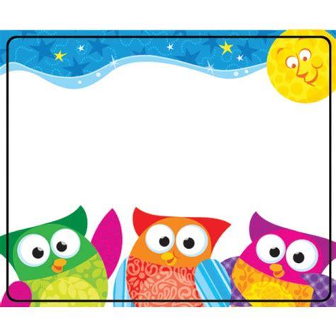 Aufkleber Kindernamen by Owl Stars Name Tags Labels