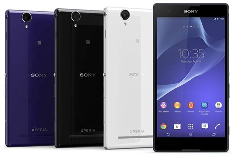 Sony Xperia T2 Ultra sony xperia t2 ultra and t2 ultra dual with 6 inch 720p