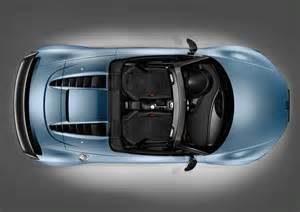 Audi R8 Top 2012 Sphere Blue Audi R8 Gt Spyder Top View Eurocar News