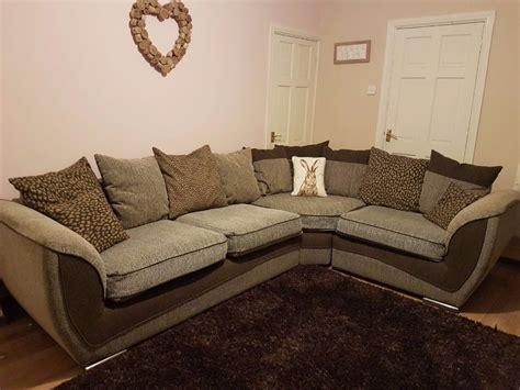 Scs Leather Corner Sofa Scs Corner Sofa In Redditch Worcestershire Gumtree