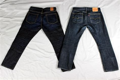 Levi 505 Standard In Review Gap Standard Taper Athletic Fit Jean