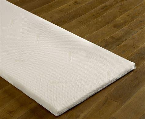 4 Foot Bed Mattress Topper deluxe memory 4ft mattress topper