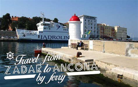 ferry zadar to split zadar to ancona car ferry