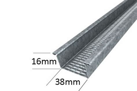 Furring Channel Ceiling by Rondo 308 16mm Furring Channel