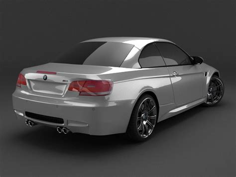 bmw 3m bmw 3m e92 3d model max cgtrader