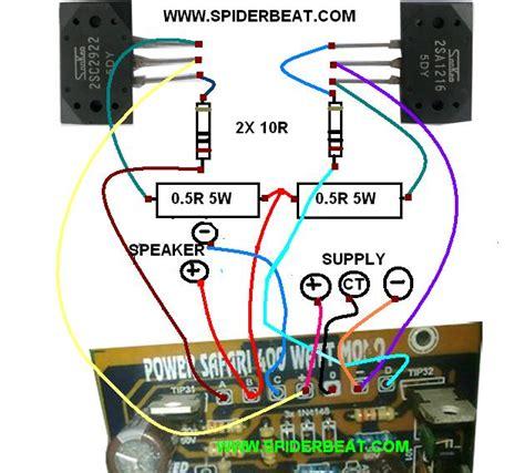 transistor diatas sanken 28 images dhani tv service kerusakan pada power suply sharp str