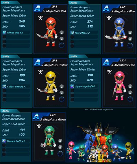 download mod game power ranger dash red and white sentai power rangers dash rangers game