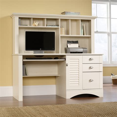 White Wood Computer Desk White Wood Computer Desk White Wooden Desk With Hutch Uk White For Small Computer Desk White