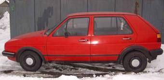 1986 volkswagen golf 2 for sale 1800cc gasoline ff manual for sale
