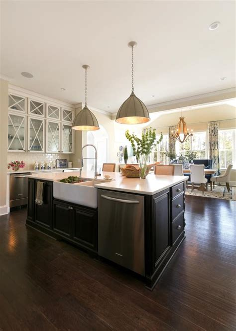 kitchen island area photo page hgtv