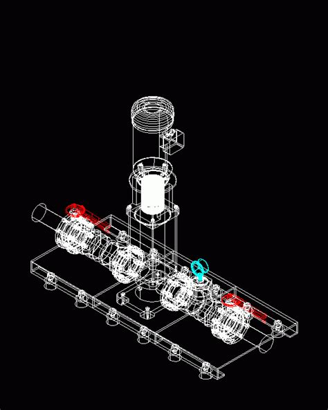 Flowmeter DWG Block for AutoCAD – Designs CAD