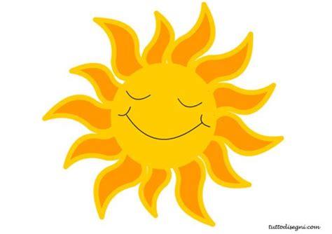 sole clipart sole sorridente tutto disegni lua e estrela lua e