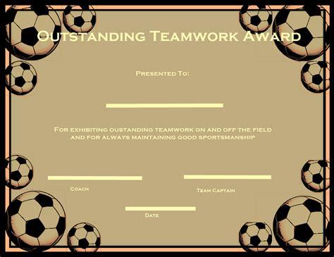 soccer certificate templates printable kiddo shelter