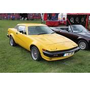 Triumph TR7 LOE 110 P  Coupe Pinterest