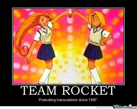 Team Rocket Meme - team rocket by muneeb meme center