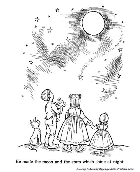 first day creation coloring pages first day creation coloring pages