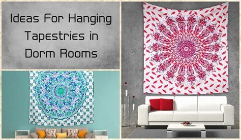 how to hang a tapestry in a room be stylish and beautiful indian tapestry unisex fashion trend