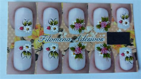 adesivos artesanais para unhas adesivos artesanais para unhas 10 no elo7 filomena