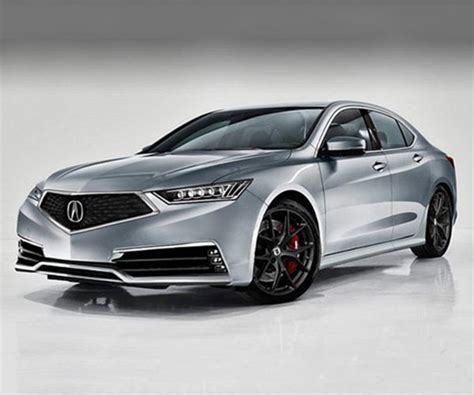 2018 acura tlx release date specs redesign