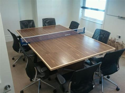 Ping Pong Meeting Table Meeting Room Table Tennis Table Blueline Office Furniture