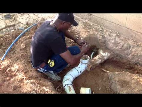 How To Pressure Test Plumbing by Plumbing System Test