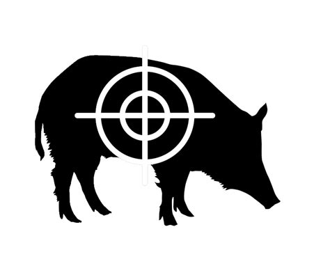 printable pig targets who can stop these adorable pigs modern farmer