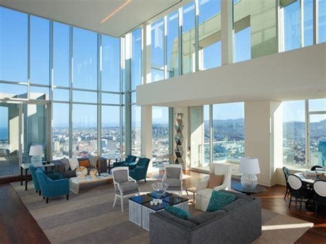 luxury penthouse apartment in san francisco idesignarch museum tower penthouse in san francisco idesignarch