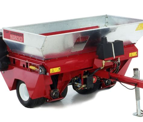 Top Dresser Rental by Toro Topdresser 2500 44507