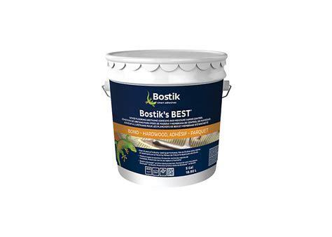 5 Gallon Bostik's Best Adhesive   Bostik   Lumber Liquidators