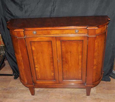 Regency Walnut Server Buffet Sideboard Dining Furniture Buffet Sideboard