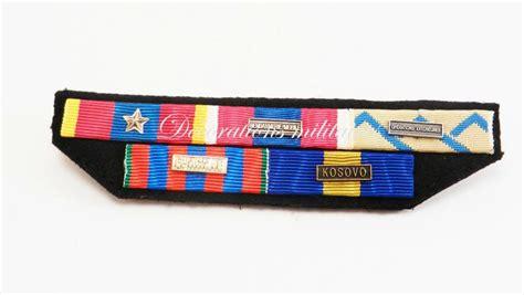 barrette 5 d 233 cos d 233 corations militaires