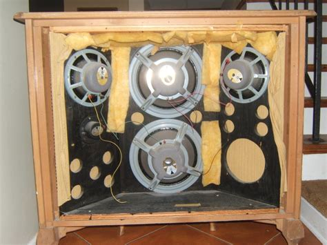 Handmade Audio - the cl ad read handmade speaker cabinet