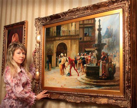 pintores que pintan imagenes no realistas pintura realista de los maestros clasicos pintar al 243 leo