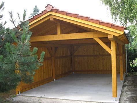 carport varianten zimmerei christian frey dortmund carport
