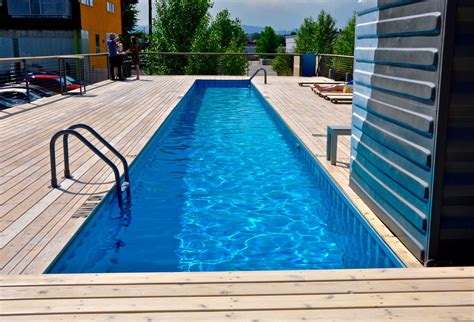 seecontainer pool the diy shipping container swimming pool buy a shipping