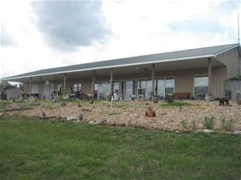 3 bed 2 bath earth contact home approx 1800 sq ft of living space 54 acres that is approx 3 4