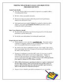 measurable goals and objectives template best photos of writing goals and objectives writing iep